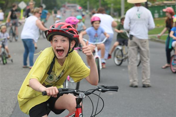 Annual Bike A-Thon